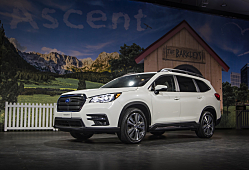 Subaru Ascent: All-New 2019 Big Vehicle